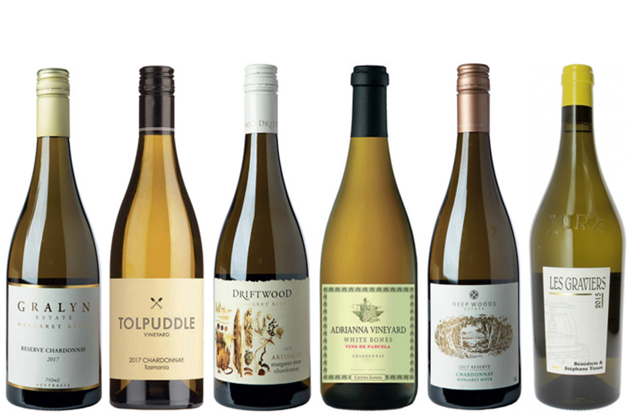 Best Chardonnay Wines In The World Outside Burgundy photo