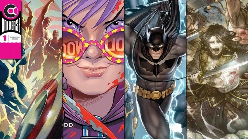 The Best Comic Book Covers Of The Week ? 06 May 2019 photo
