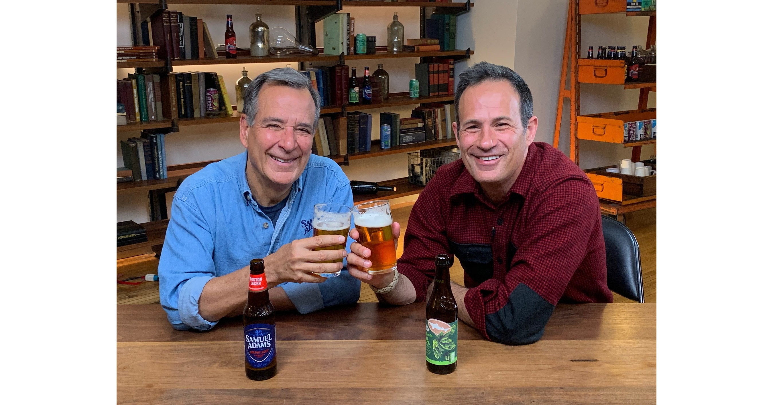 The Boston Beer Company And Dogfish Head Brewery To Merge, Creating The Most Dynamic American-owned Platform For Craft Beer And Beyond photo