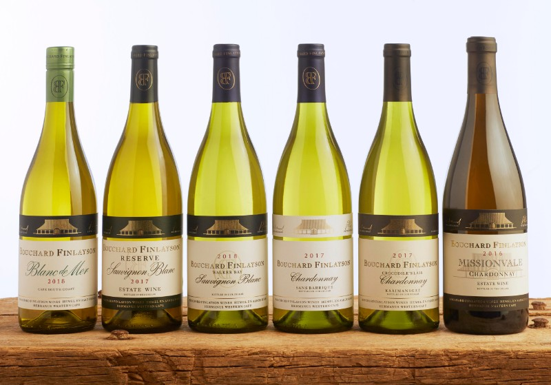 Heavenly New White Wines Released By Bouchard Finlayson photo