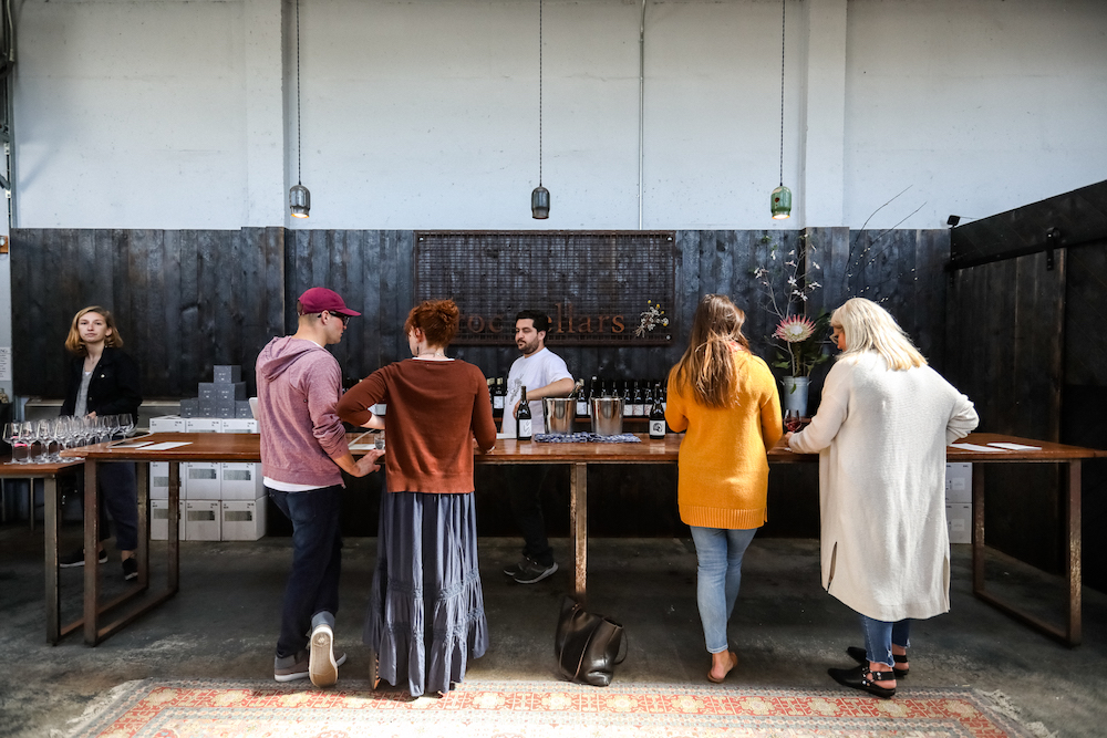 Want To Go Wine Tasting? You Can Try More Wine On A Day Trip To Berkeley Than To Napa Or Sonoma photo