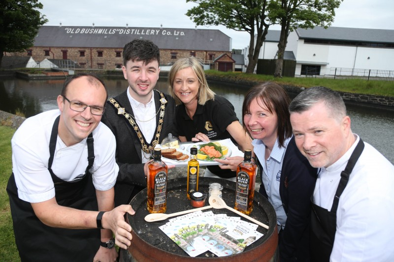 Bushmills Salmon And Whiskey Festival Returns With A Renewed 'foodie' Focus photo