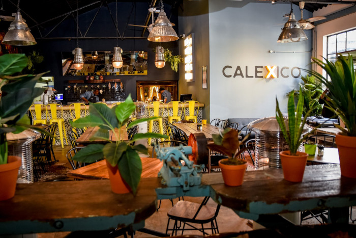 Win A R300 Meal Voucher To Dine At Joburg?s Calexico [competition] photo