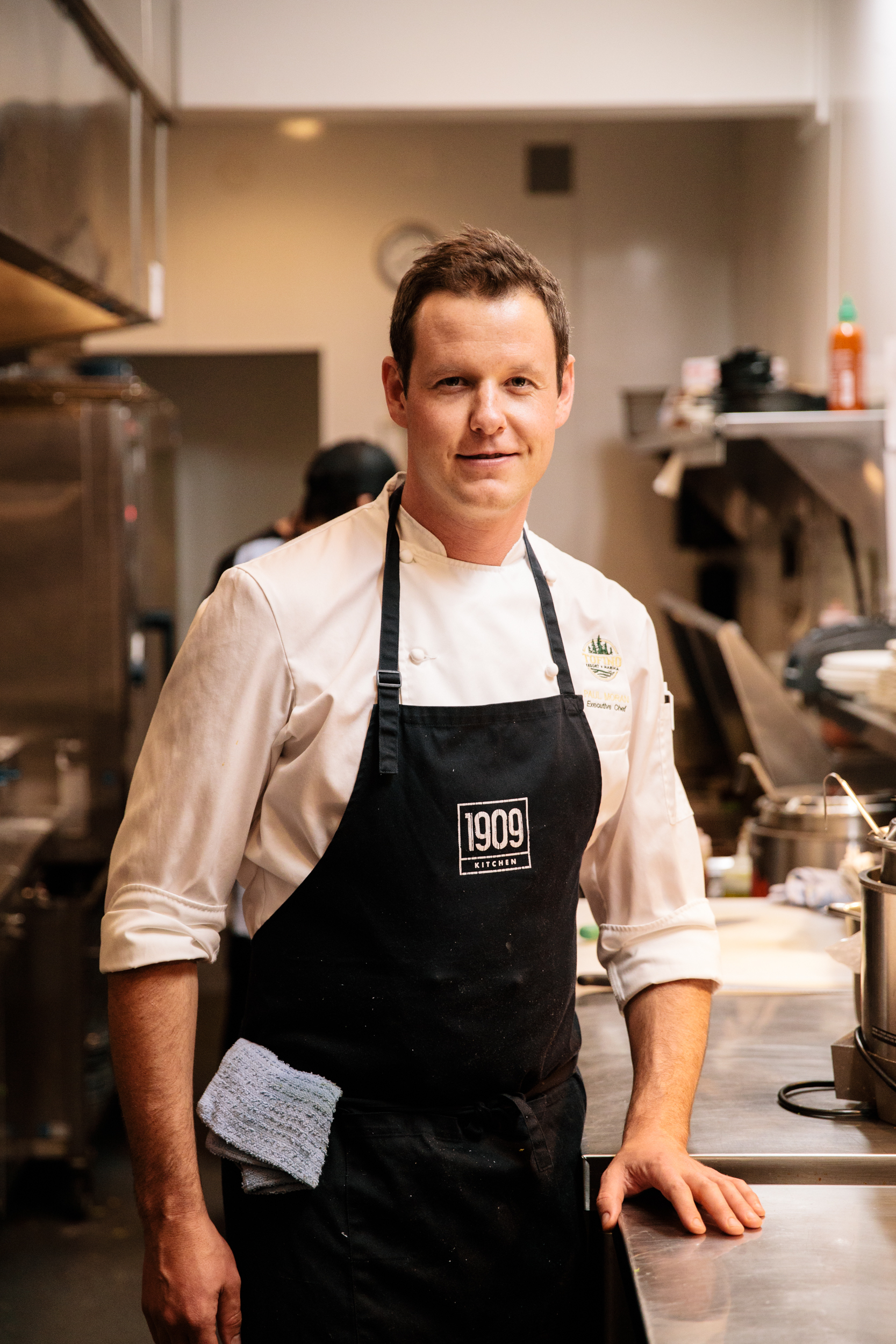Tripping Further Afield In Tofino With Top Chef Canada Winner Paul Moran photo