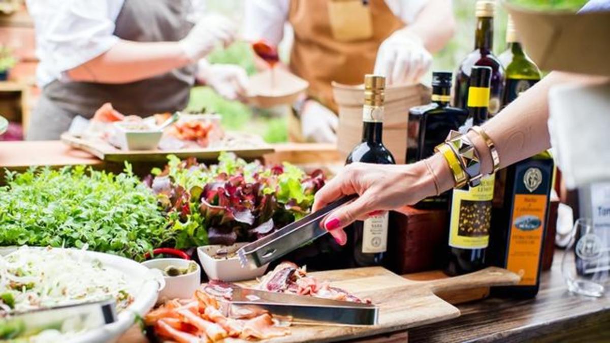 Calistoga Wines + Eats Rule Cool Foodie Fest photo