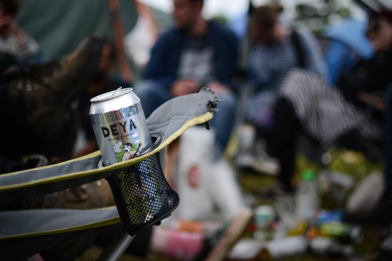 Deep Six: Deya Brewing Company?s Steady Rolling Man Pale Ale photo
