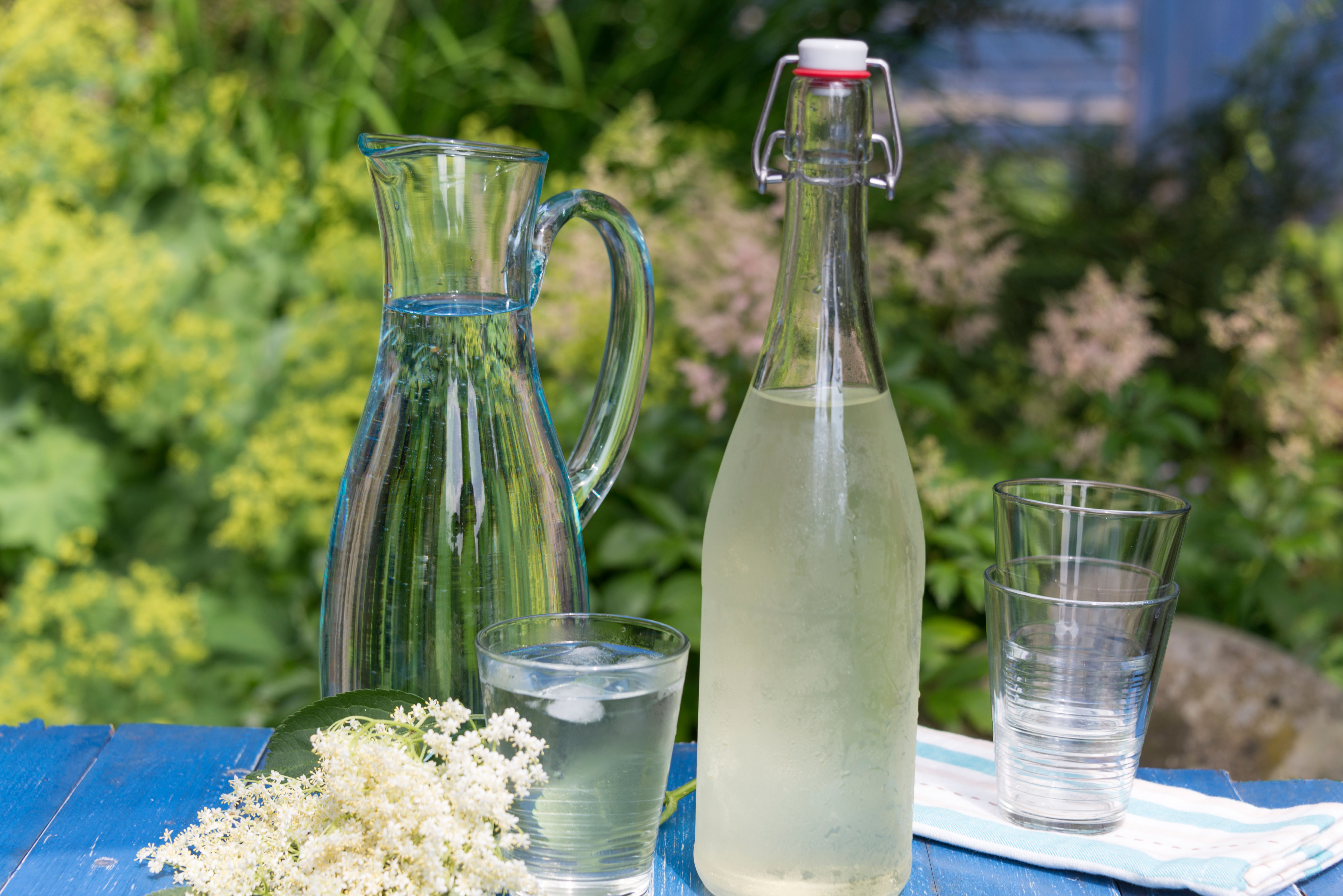 Beyond Pimm's: Five Delicious Summer Drinks, From Gin And Beer To Elderflower Champagne photo