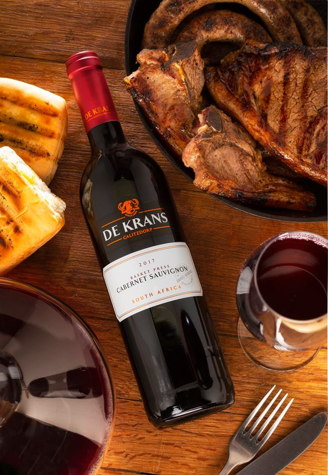 De Krans Cabernet Sauvignon 2017 – Winter's perfect companion photo