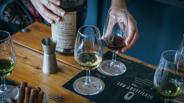 Acquire A Taste For The Finer Things In Life At Distillery 031 photo