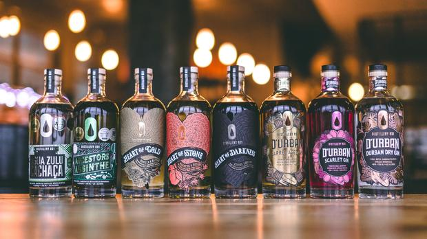 Win A Hamper Of Distillery 031 Gin photo