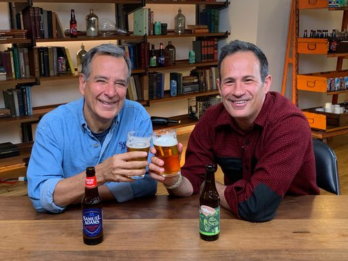 Boston Beer Co. And Dogfish Head Are Merging. We Asked Jim Koch What That Means For Beer Drinkers. photo