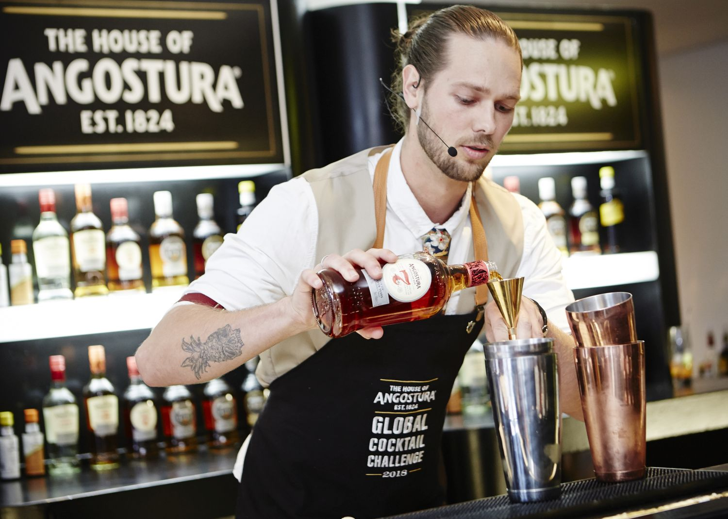 The House of Angostura launches the 10th edition of its Global Cocktail Challenge photo