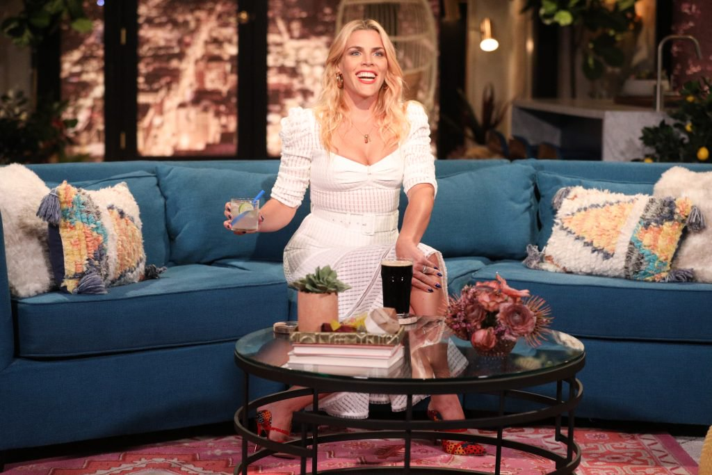 Busy Philipps Announces Her Show 'busy Tonight' Has Been Dropped By E! photo