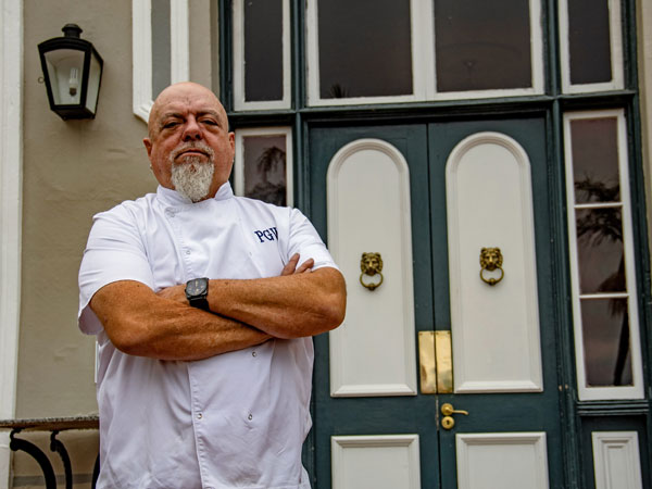 Chef Pete Goffe-wood To Open New Restaurant In Winelands photo