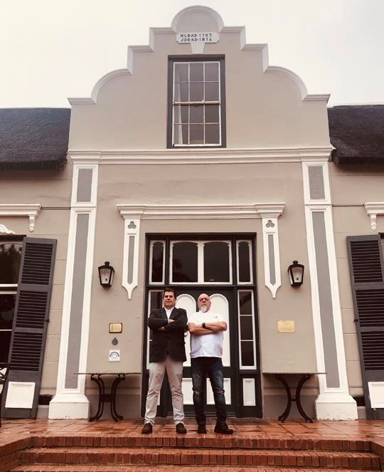 Iconic Grande Roche Hotel To Be Transformed Under New Ownership photo