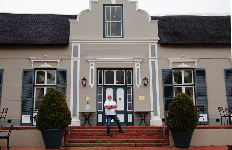 Grande Roche Hotel Near Cape Town To Undergo Transformation photo
