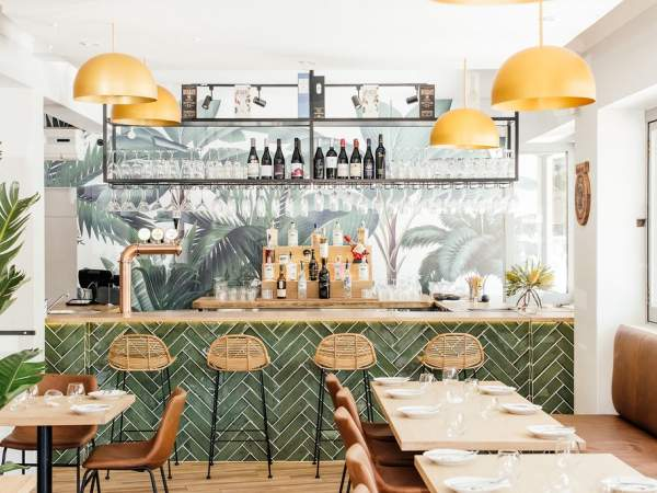 Small Plates With A Twist At Stellenbosch's Vibrant New Corner Eatery photo