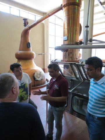 IMG 9785 Single malt whisky is the new reason to visit the Indian province of Goa