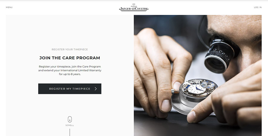 Jaeger-lecoultre Launches Care Program With 8 Year Warranty photo
