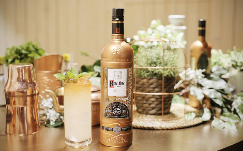 Ketel One X Sarabande Exibition photo