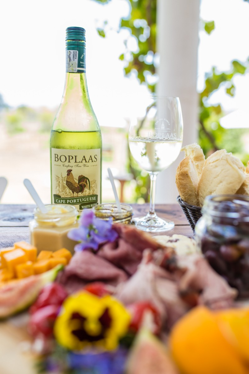 'Not all good South African wine will strip your wallet' – Boplaas photo
