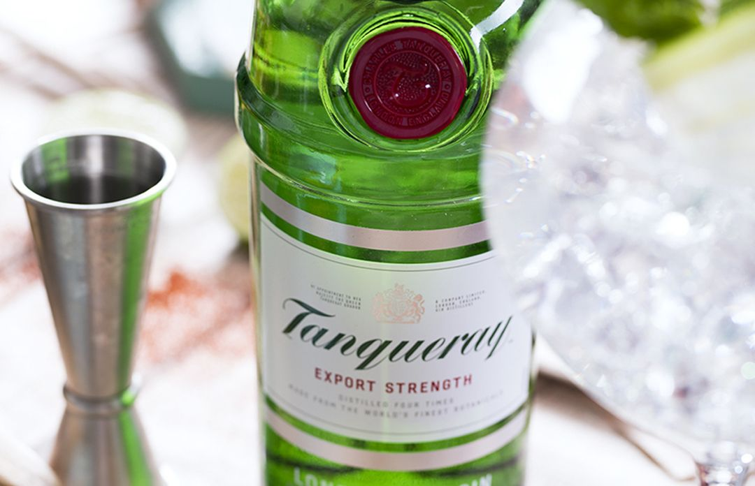 Why Tanqueray Gin Needs To Become Your New Summer Drink photo