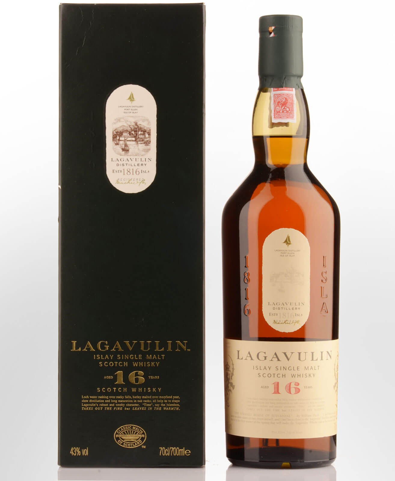 Lagavulin 16-year-old Whisky And Why Ron Swanson Was Right On The Money photo