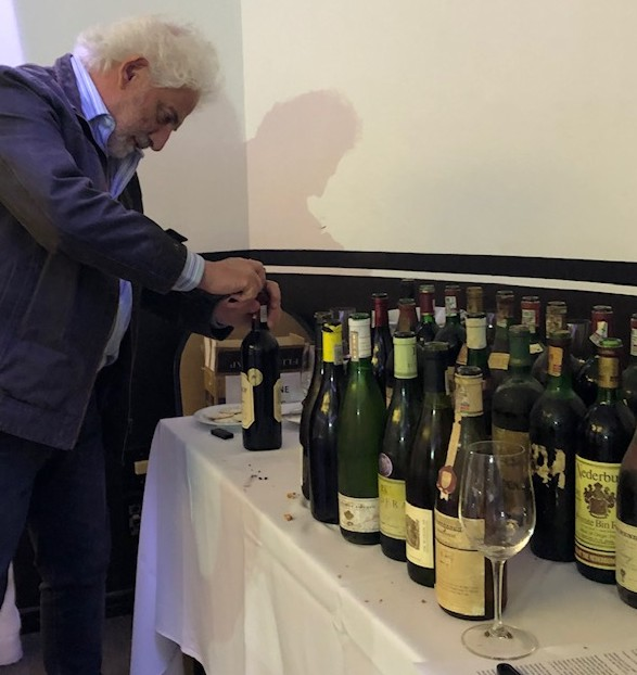 Tim James: On The Old South African Wine Tasting 2019 photo