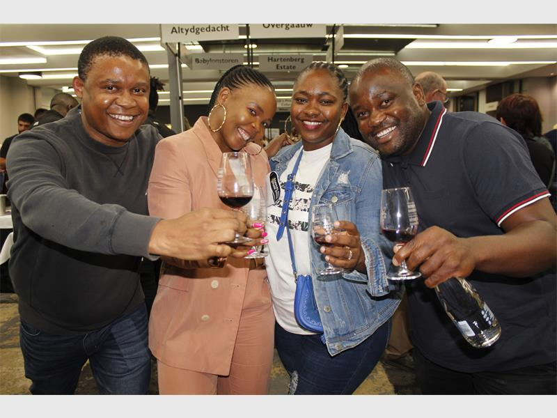 Hundreds Of Wine Enthusiasts At Annual Capital City Show photo