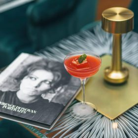 Calabrese Creates Sixties-inspired Cocktails photo