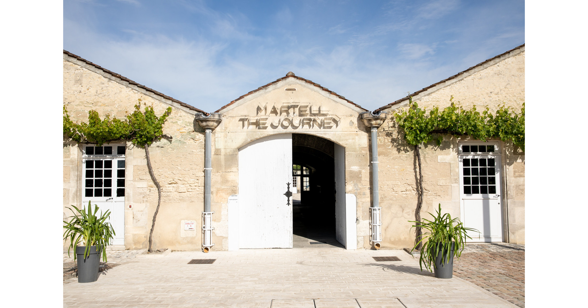Martell The Journey: A New Multi-sensory Visitor Experience To Discover Maison Martell photo