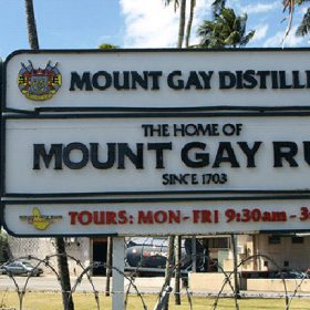 Mount Gay Campaign To Combat Single-use Plastic photo