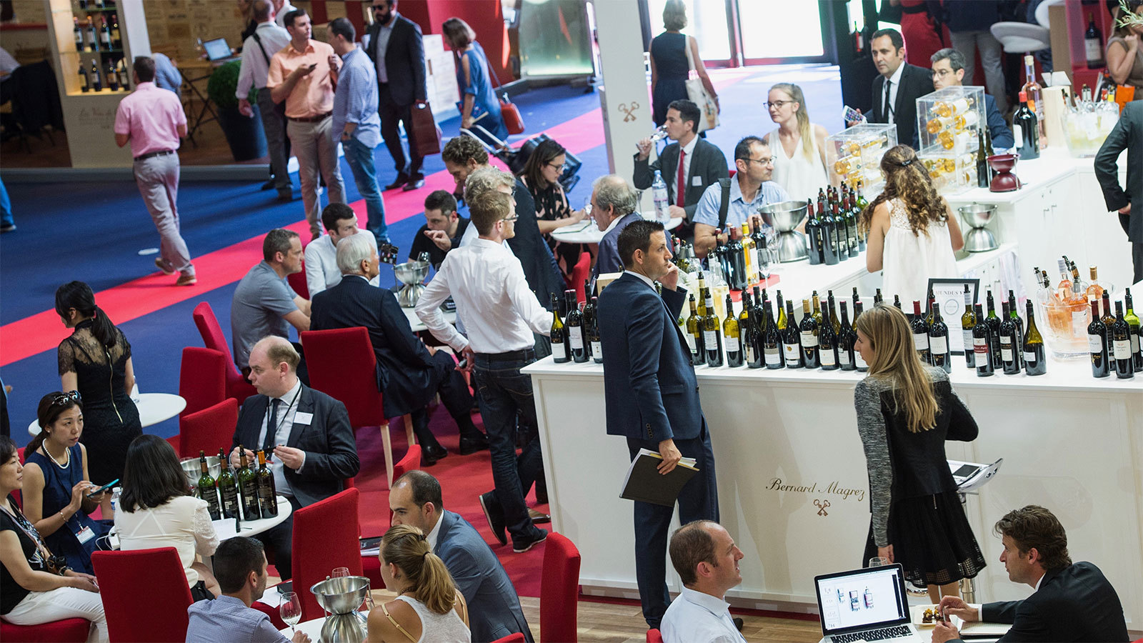 Vinexpo Reboots Its Flagship Show In Bordeaux photo