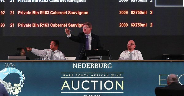 The Nederburg Auction Is Now Called The Cape Fine & Rare Wine Auction photo