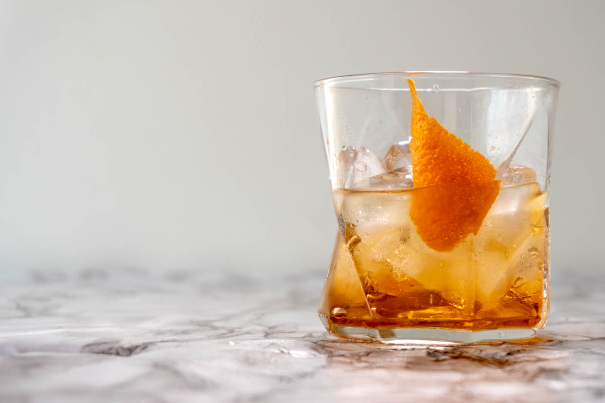 World Whisky Day: How To Make A Whisky Old Fashioned photo