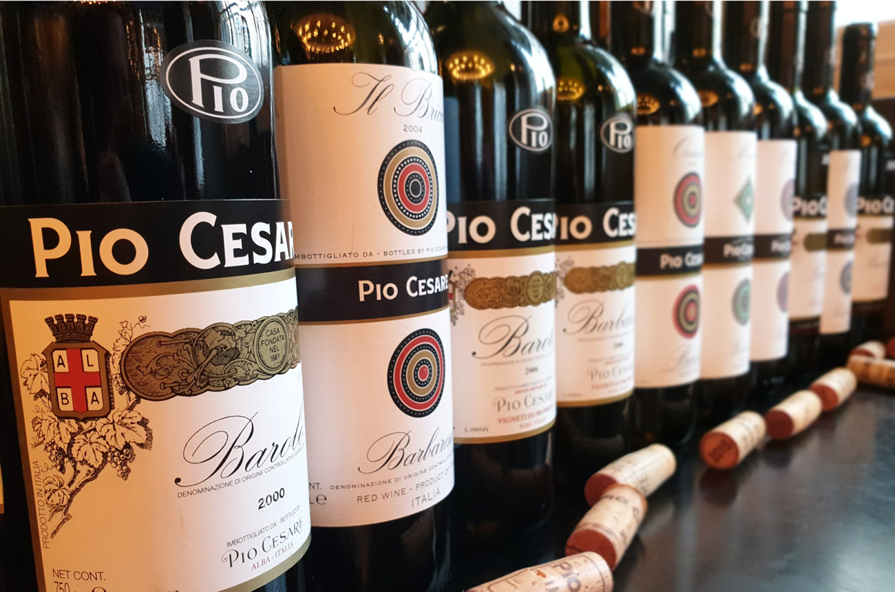 Tasting Pio Cesare Mosconi And Other Wines photo