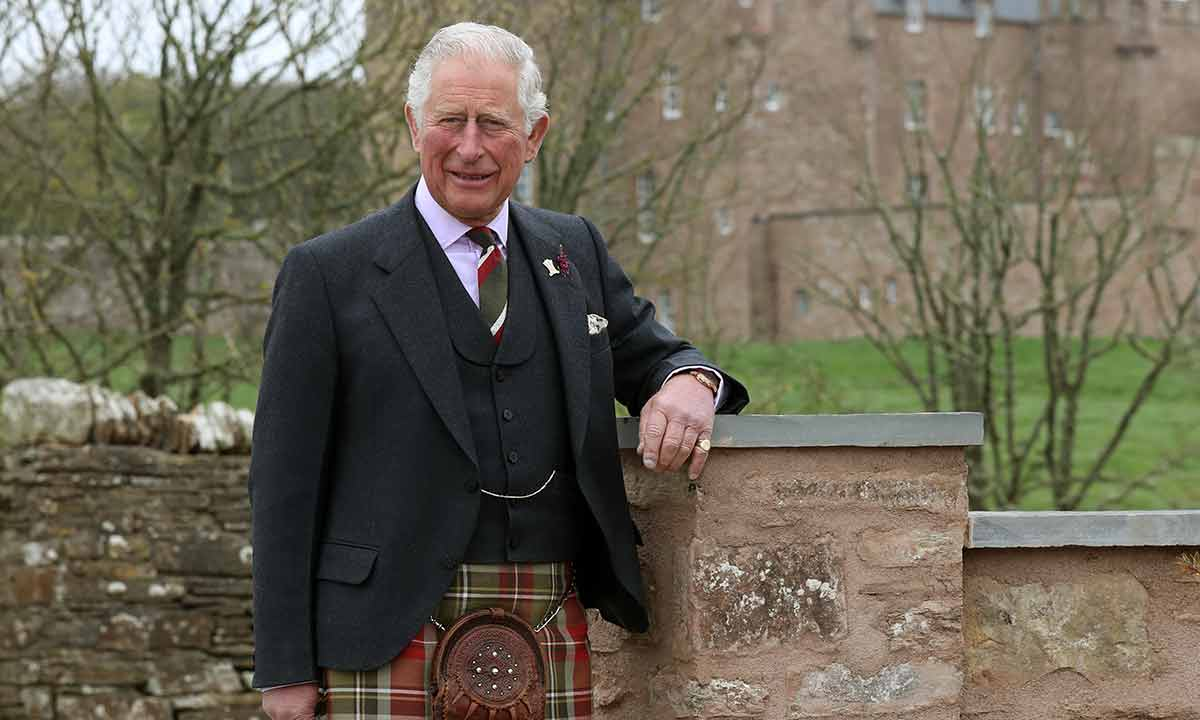 Win A Stay At Prince Charles' Scottish Retreat Castle Of Mey photo