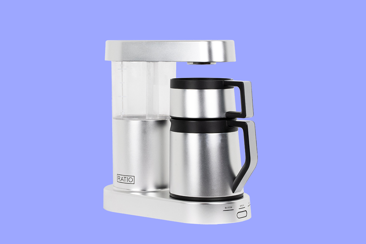 Now On Kickstarter: The Ratio Six Coffee Brewer photo