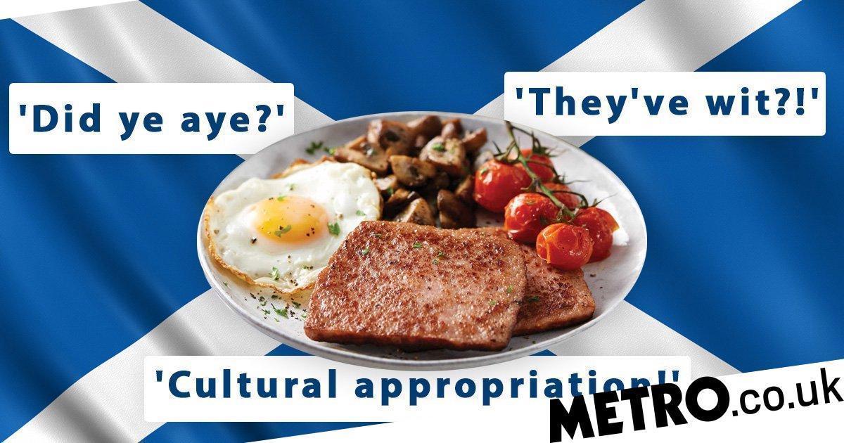 Scottish People Fume At The 'new' Aldi Square Sausage photo
