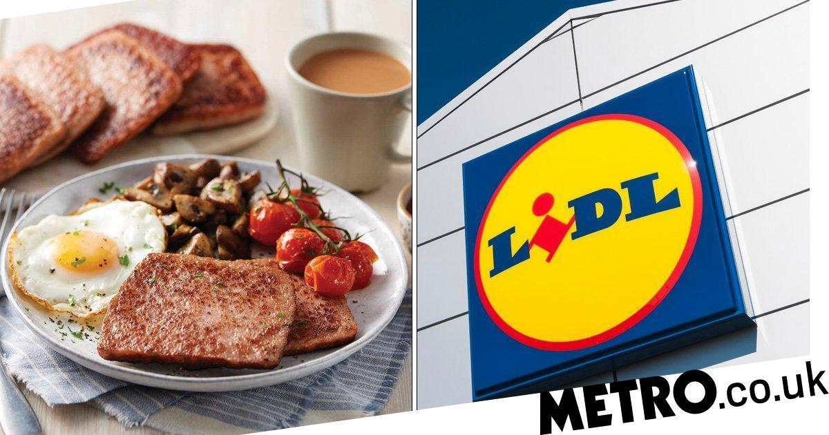 Lidl And Aldi Battle It Out Over Square Sausage 'invention' photo