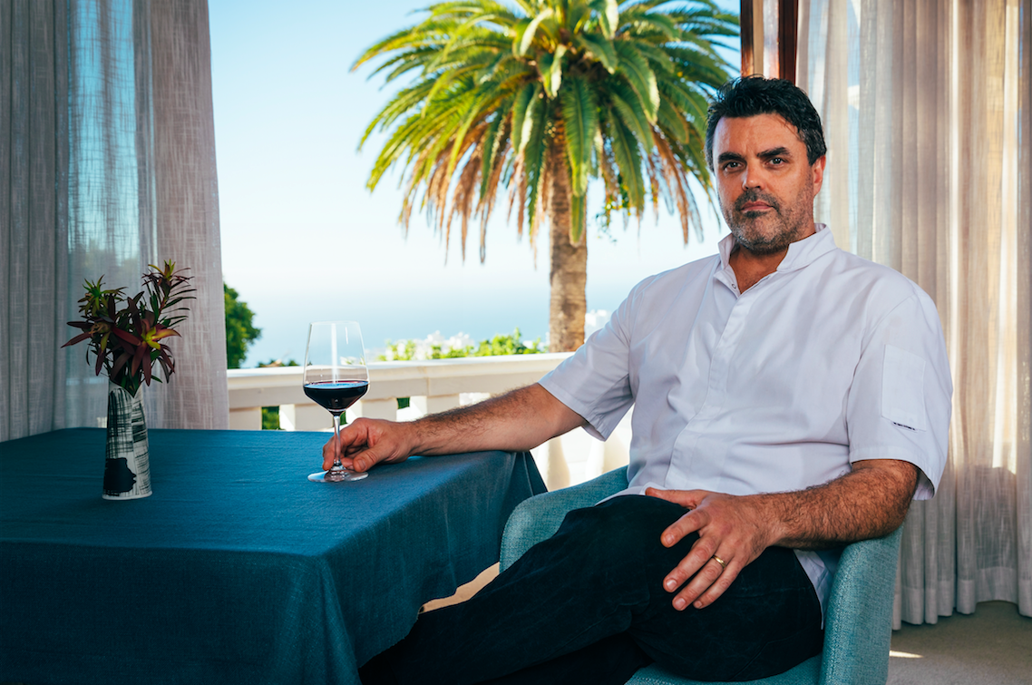 Tempelhoff Is The New Culinary Director At Ellerman House photo
