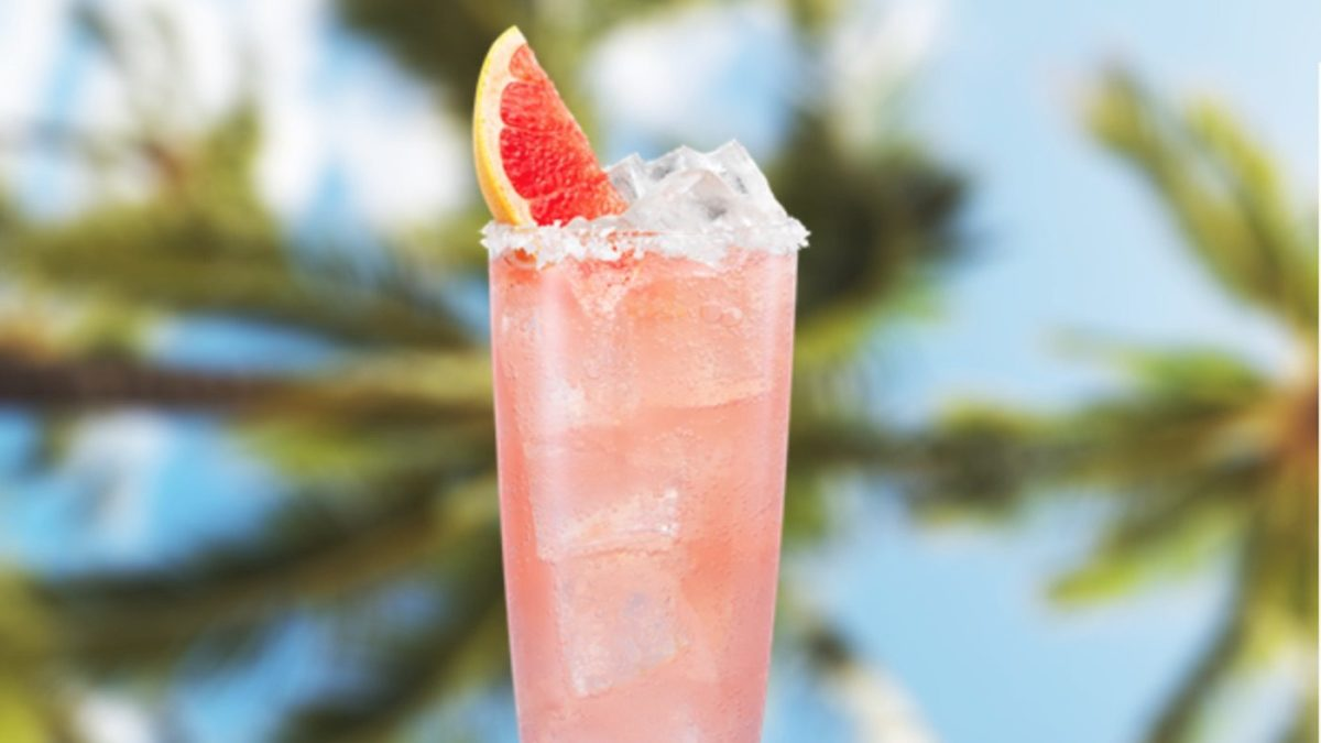 Malibu Has A New Sparkling Rum Drink That Sounds Perfect For The Pool photo