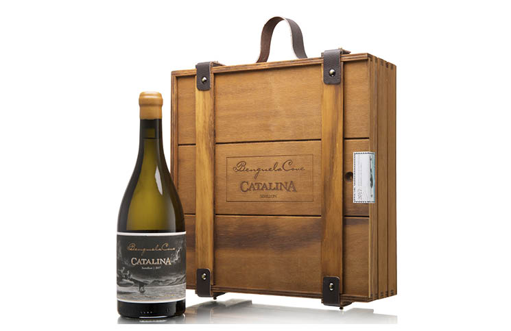 The Benguela Cove Catalina Semillon Has Landed! photo