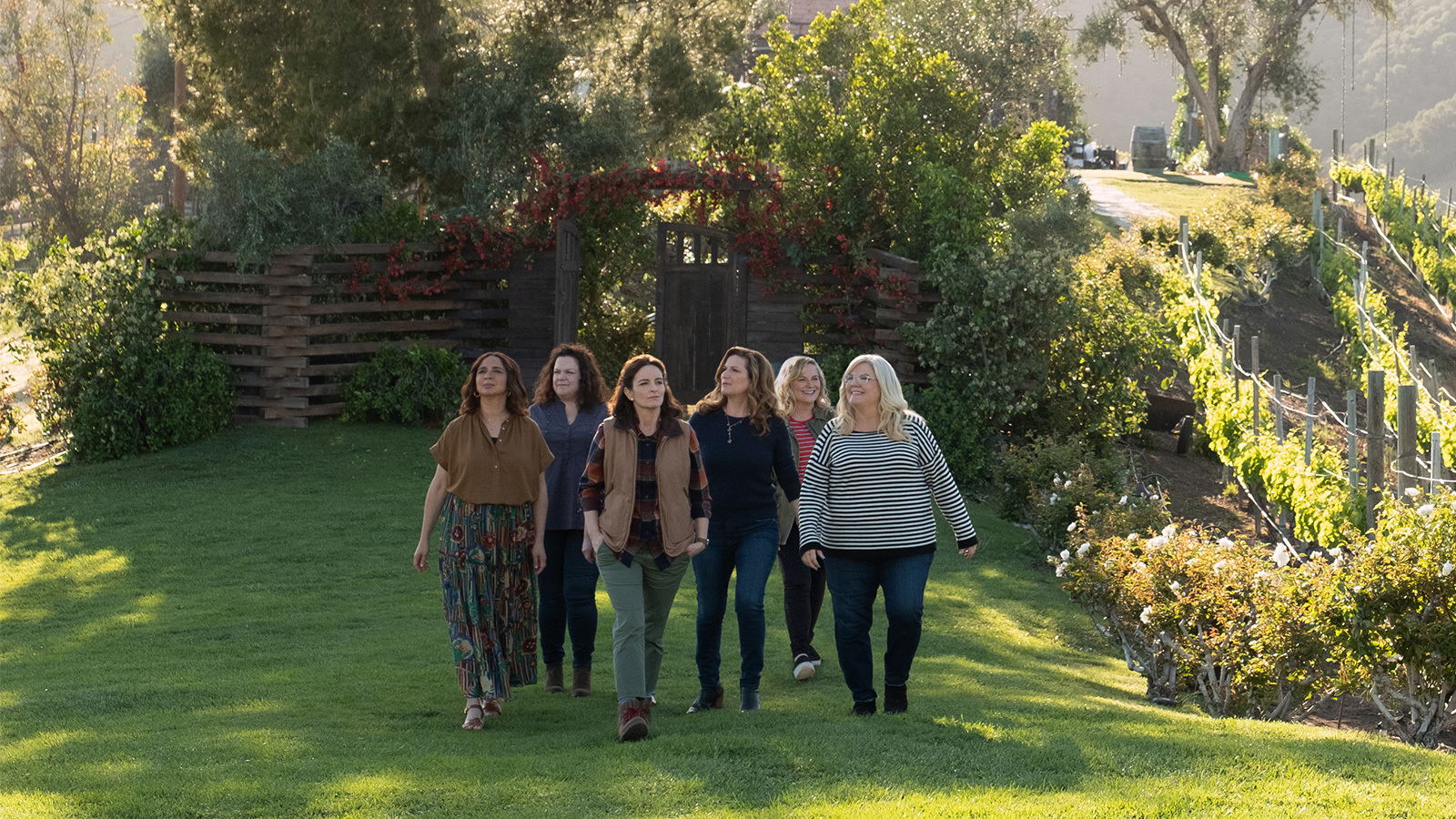 Behind The Scenes With The Winemakers Of 'wine Country' photo