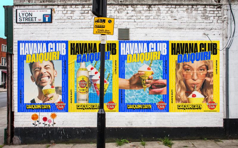 Impero's 'daiquiri Days' Campaign For Pernod Ricard?s Havana Club Three-year-old Rum photo