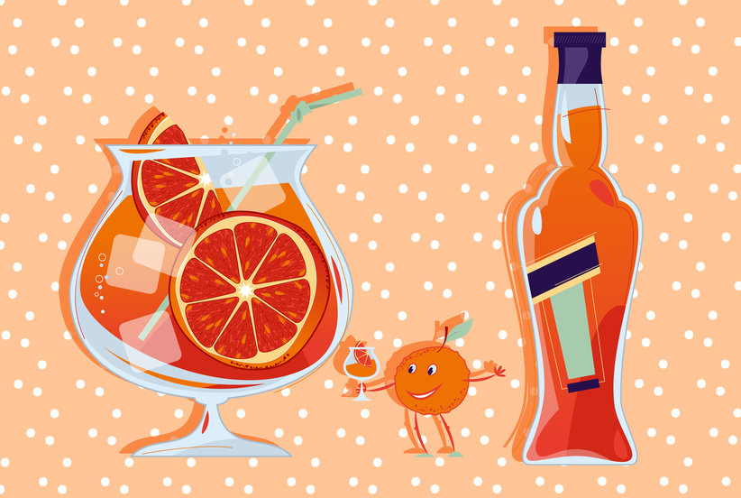 The Secret To Making An *actually* Delicious Aperol Spritz Is Simple photo