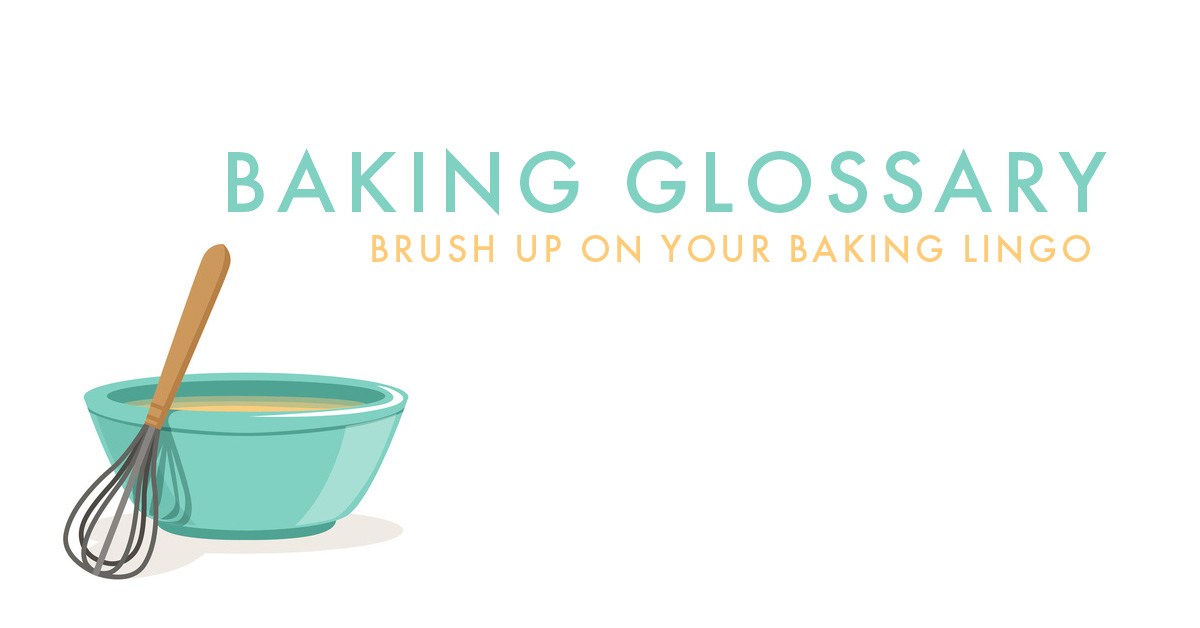 A Glossary Of Baking Terms photo