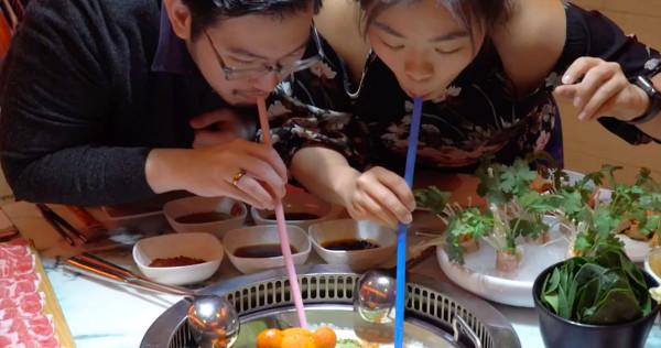We Try Bubble Tea Mala Hotpot And Bubble Tea Toast photo