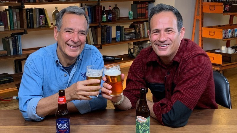Makers Of Sam Adams And Dogfish Head Beer Announce Merger Deal photo