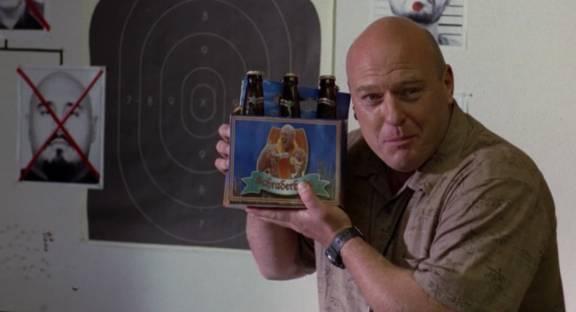 Breaking Bad Is Releasing a Real-Life Schraderbräu photo